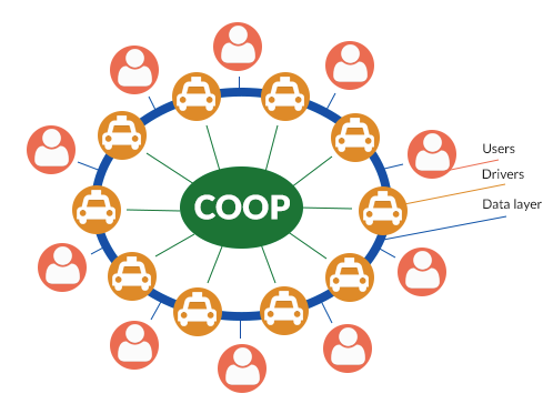Option 1: the mega-coop diagram