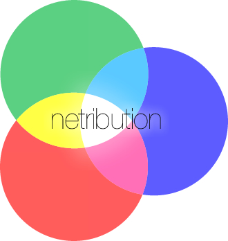 Netribution logo