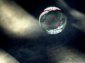 Bubble's Mirror by Al Fassam on CC